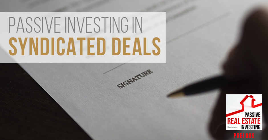PREI 009 | Syndicated Deals