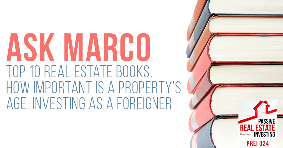 PREI 024 | Real Estate Books