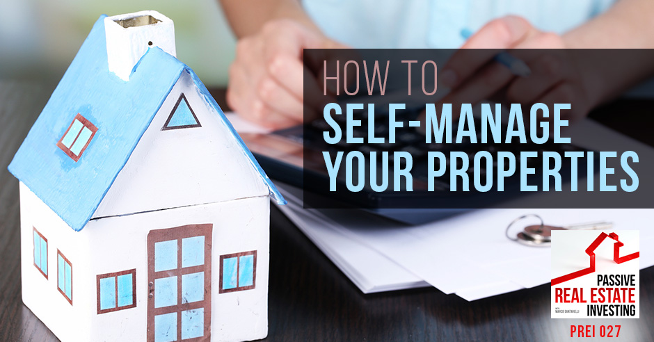 PREI 27 | Self-Manage