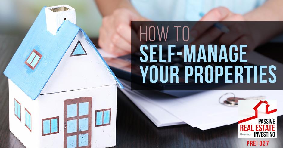 PREI 27   Self-Manage