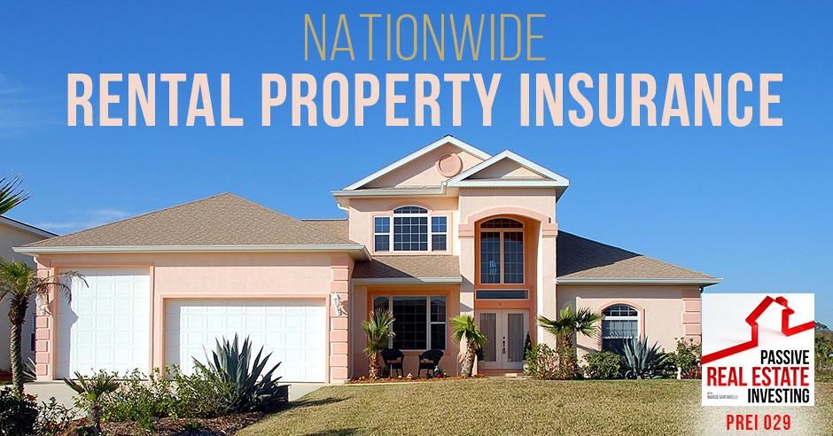 PREI 29   Rental Property Insurance