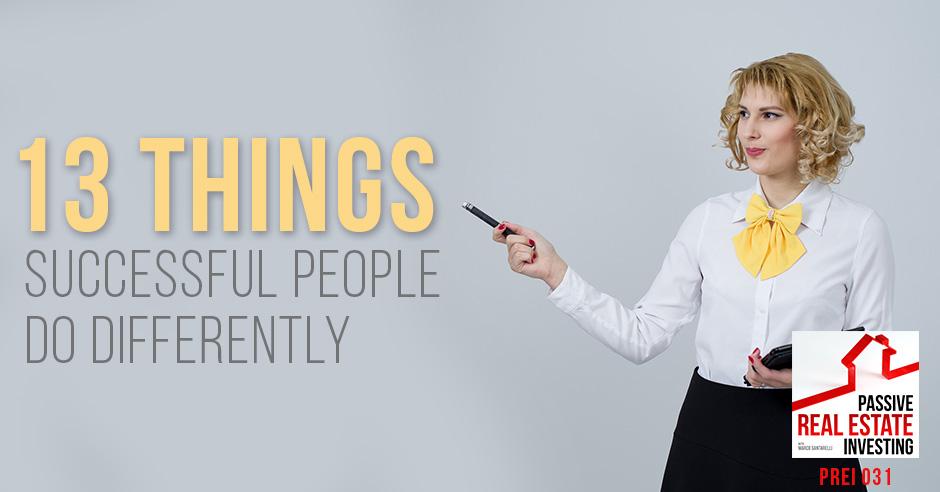 PREI 31 | Successful People