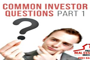 Common Investor Questions (Part 1) | PREI 044