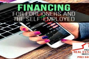 Financing for Foreigners and the Self-Employed | PREI 046
