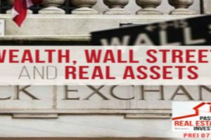 Wealth, Wall Street and Real Assets with Buck Joffrey | PREI 077