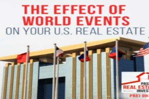 The Effect of World Events on Your U.S. Real Estate – Lior Gantz | PREI 082