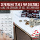 Deferring Taxes for Decades (and the Dangers of 1031 Exchanges)   PREI 091